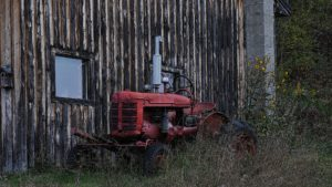 Old Tractor Needed!
